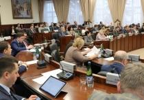 Бюджет Липецка утвержден сессией горсовета