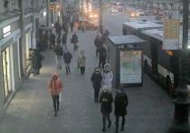 В Петербурге камеры научились распознавать лица прохожих
