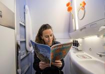 Букмекеры принимают ставки на появление в самолетах платных туалетов