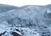 Специалисты ГУ МЧС по Хабаровскому краю пришли к выводу, что обрушение сопки в Хабаровском крае не является следствием падения метеорита
