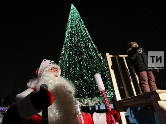 В Новогодние праздники в Казани скучать не придется