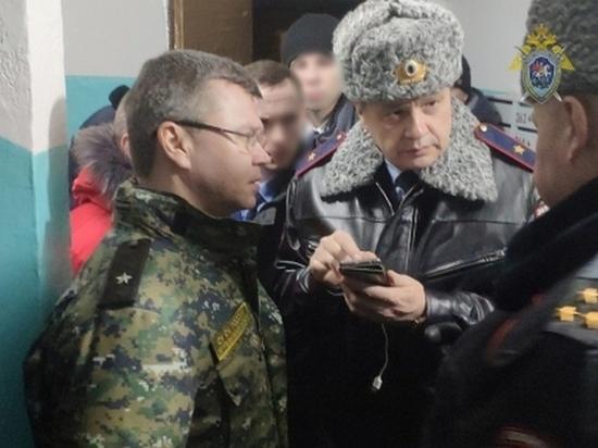 Четырех человек застрелили в Ульяновске