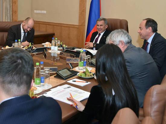 Рустам Минниханов уверен: ВСМ Москва – Казань появится в свое время