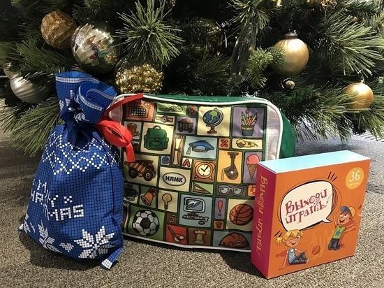 Алтай-Кокс подготовил новогодние подарки для детей Заринска