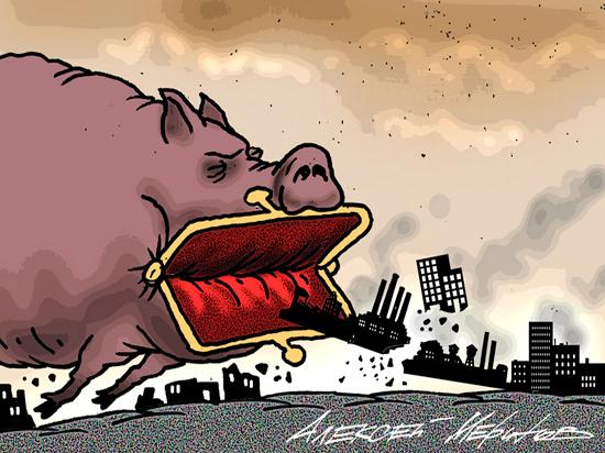 Год Свиньи все ближе, а благополучие все дальше