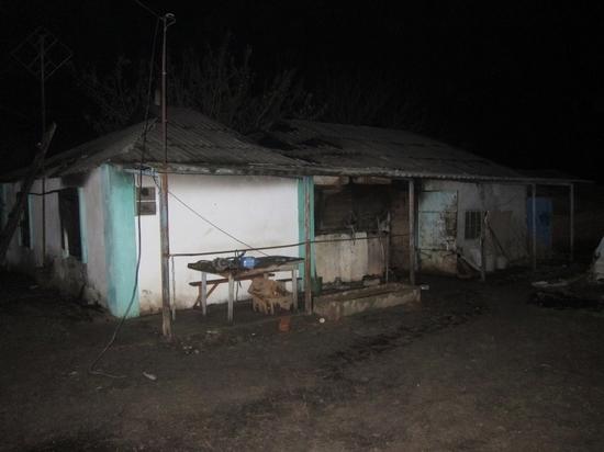 Муж и жена погибли в огне на Кубани