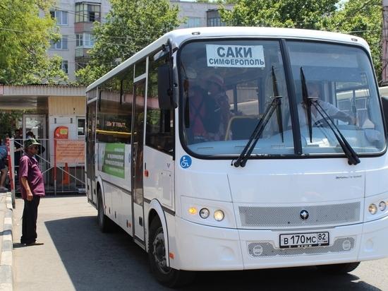 На праздники крымские перевозчики сократят количество рейсов