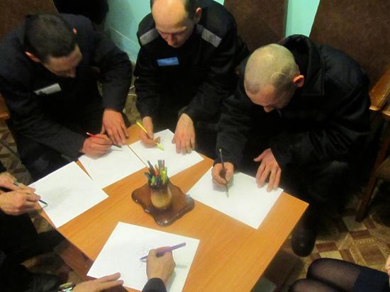 В Мордовии на зоне борются агрессией заключенных