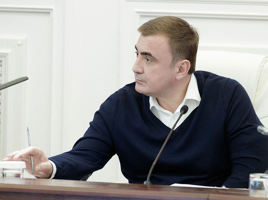 Алексей Дюмин занял третье место в национальном рейтинге губернаторов