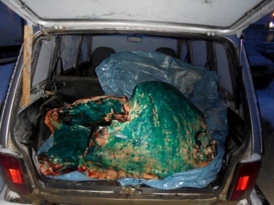 На Смоленщне подозрительную говядину отправили назад в Белоруссию