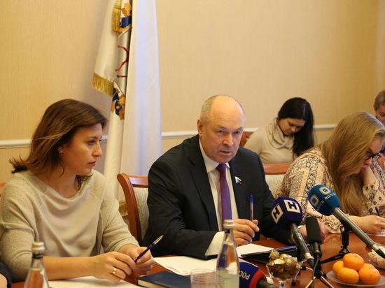 Председатель Законодательного собрания Нижегородской области подвел итоги уходящего года