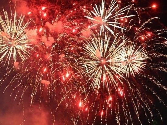 Новогодний салют в Саранске оплатит спонсор