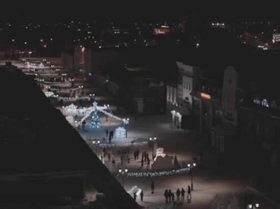Видео с любовью к Барнаулу: как город готовится к Новому году