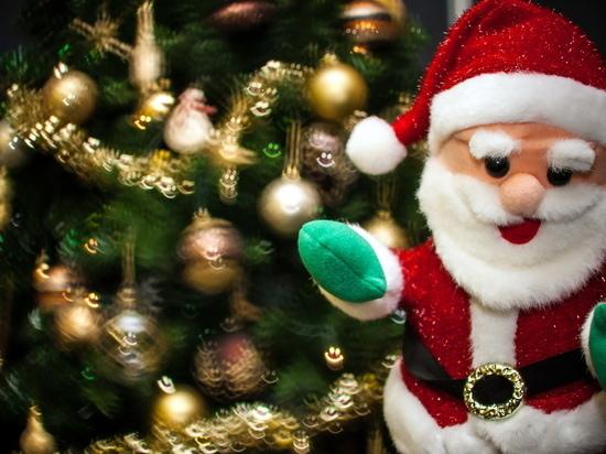 «Елка желаний» принесет подарки ульяновским детям