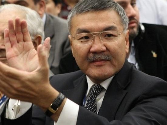 Глава Калмыкии – в аутсайдерах Национального рейтинга
