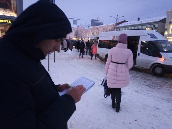Нарушают расписание 20% автобусов Ульяновска