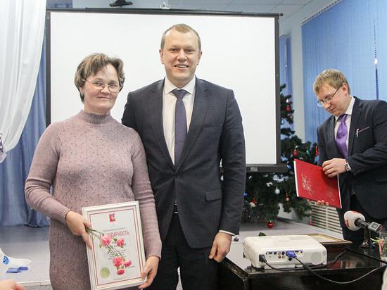Антон Кольцов поздравил врачей с юбилеем детской хирургической службы Череповца