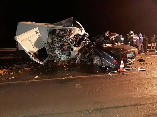 Сразу 6 человек погибли в жесткой аварии на Кубани