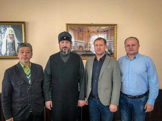 В Улан-Удэ фонд «ЗвениУдинск» начал сотрудничать с Бурятской Епархией