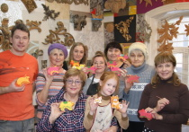Золотые руки и тепло души тюменских мастеров