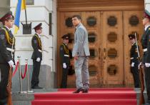 Украинский комик Зеленский заявил о президентских амбициях