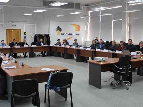 На базе АНХК провели заседание, посвященное промышленной безопасности