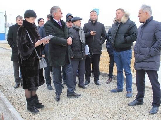 В Сакском регионе меняется ситуация по строительству объектов ФЦП