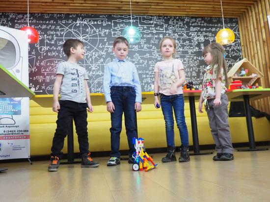 У Югры есть чему поучиться всфере поддержки технического творчества детей