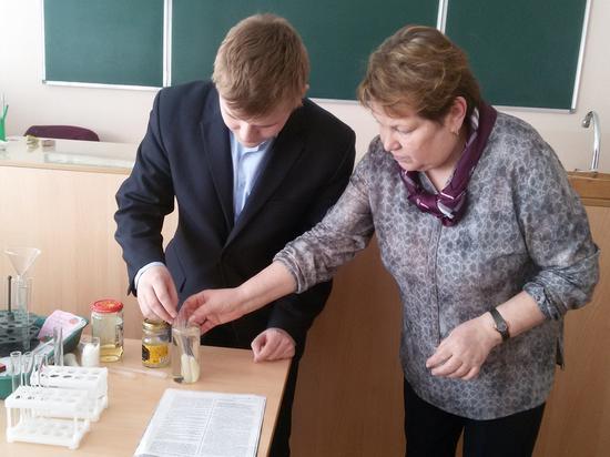 Сургутский школьник исследовал ферментативную систему человека