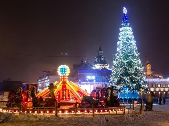 Администрация Владимира представила новогоднюю программу
