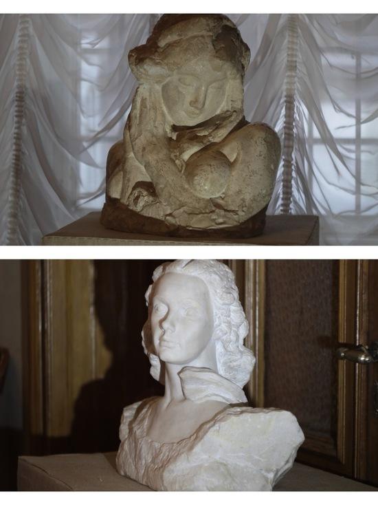 В Серпуховский музей возвратили две скульптуры после реставрации