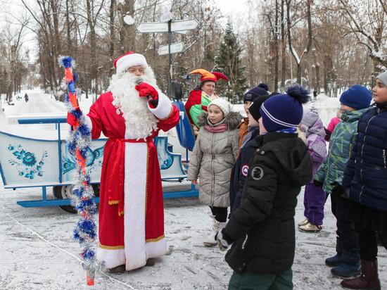 Жители Саранска смогут попасть в гости к Деду Морозу