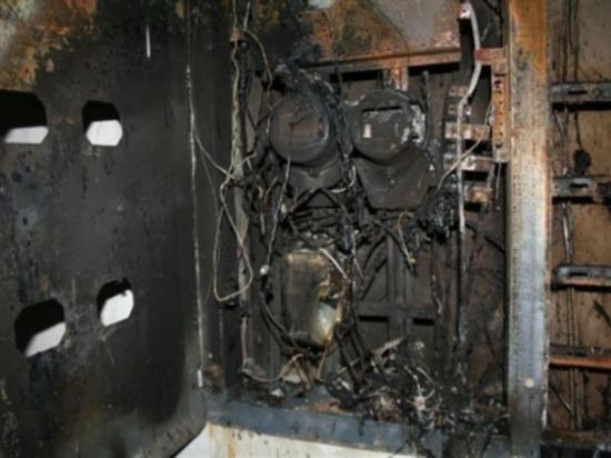 В Смоленске в жилом доме на Еременко загорелся электрощиток