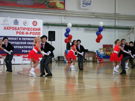 Чемпионат по акробатическому рок-н-роллу состоится в Нижнем Новгороде