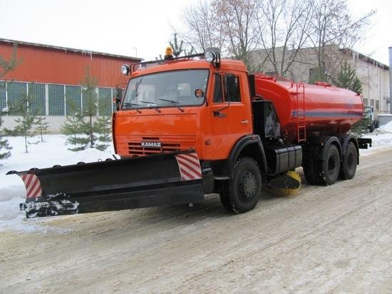 Снегоуборочная машина насмерть сбила женщину в Богородске