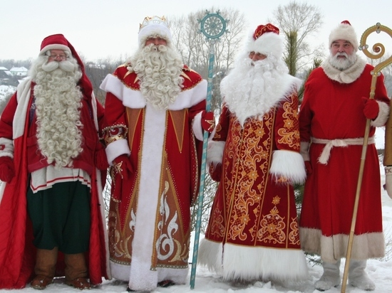 Четыре деда Мороза посетят самую дружную елку Южного Урала