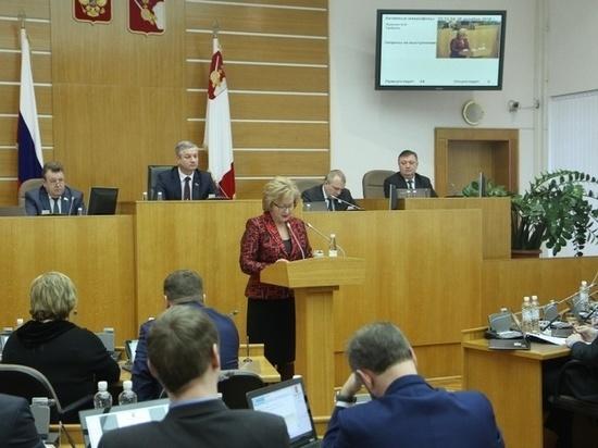Социальные и экономические инициативы Губернатора Вологодской области поддержаны депутатами ЗСО