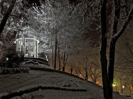 В новогоднюю ночь синоптики пообещали кубанцам настоящую зиму