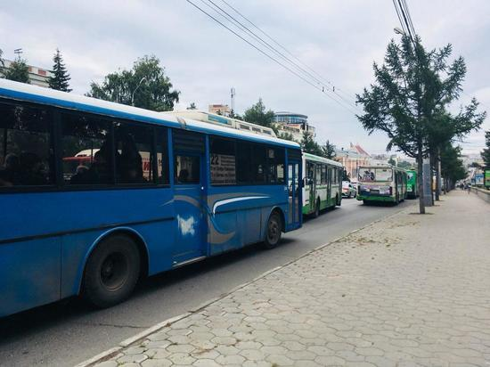В Омске отменят 17 маршрутов