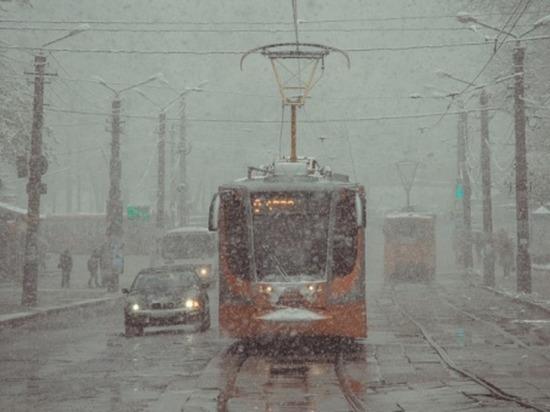 В новогоднюю ночь в Смоленске пустят дополнительные трамваи