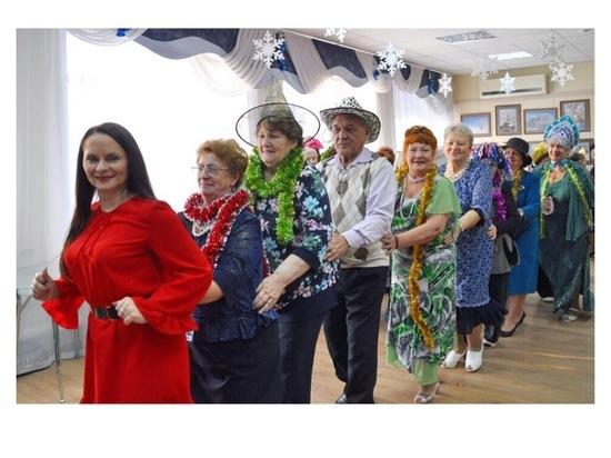 В Серпухове для пожилых людей провели развлекательное мероприятие