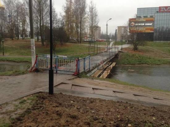 Подрядчики, благоустраивающие парк 1100-летия Смоленска не справились