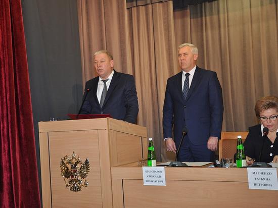 Новый глава Белореченского района официально вступил на свой пост