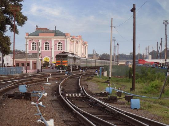 На железнодорожном вокзале Тамбова отремонтируют перрон
