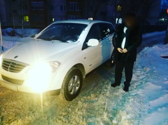 В Чувашии сотрудника станции скорой помощи поймали пьяным за рулем