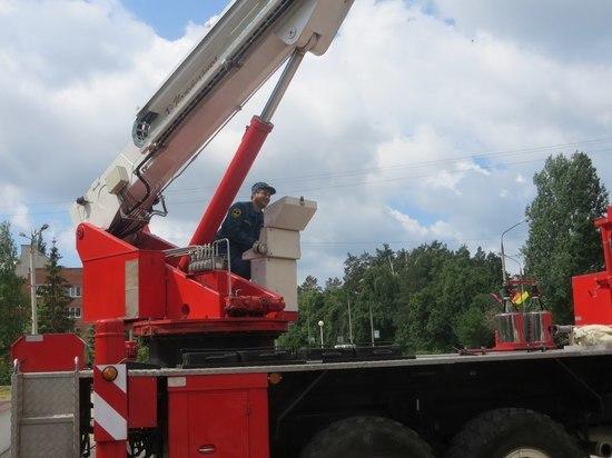 В 2019 году в Ульяновской области появятся две новые пожарные части