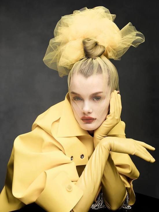 Омичка Крис Грикайте попала на обложку еще одного Vogue