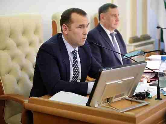 Шумков выступил с посланием парламенту Зауралья и сорвал аплодисменты