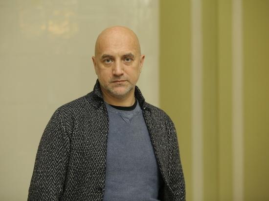 Захар Прилепин рассказал о деле Олега Сорокина, театре и творческих планах