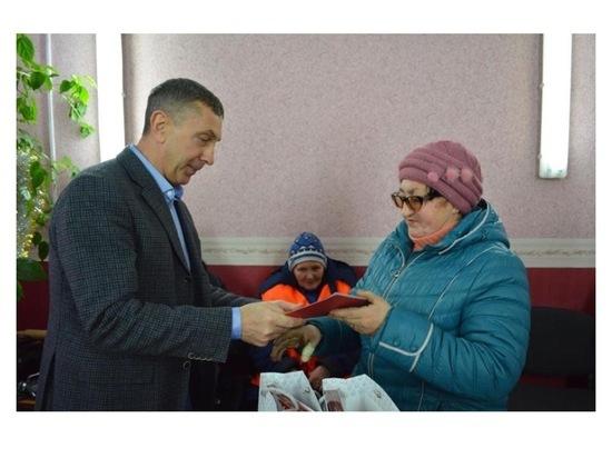 В Серпухове вручили благодарственные письма самым активным горожанам